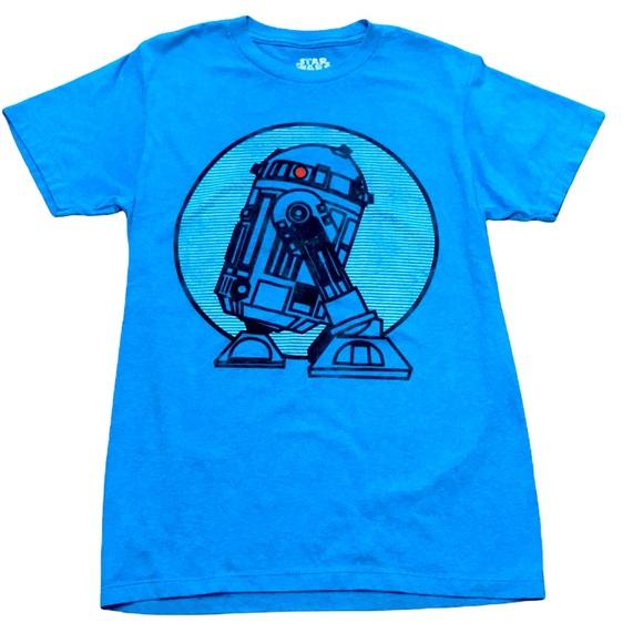 Star Wars R2D2 tshirt